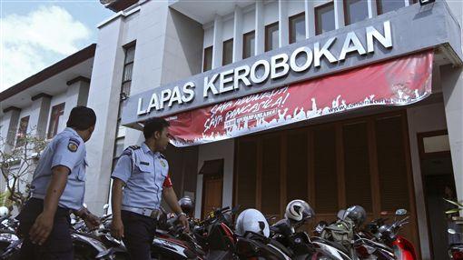 印尼峇里島上惡名昭彰的科洛布坎(Kerobokan)監獄。(圖/美聯社/達志影像)