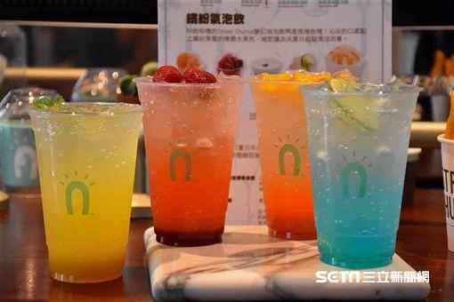 韓國吉拿圈,Street Churros,新品,吉拿泡芙,吉拿薯條。(圖/Street Churros提供) ID-943803