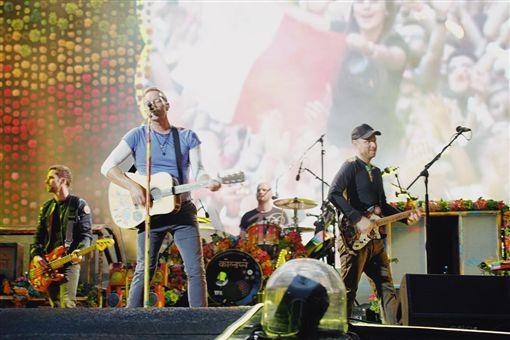 Coldplay,酷玩樂團,圖/華納提供