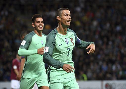 ▲Cristiano Ronaldo。(圖/美聯社/達志影像)
