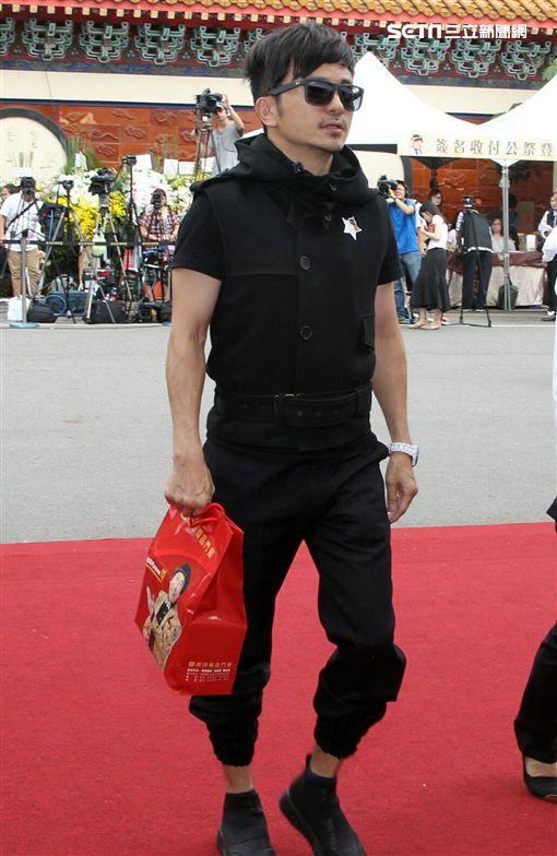 豬哥亮告別式,唐從聖(圖/記者邱榮吉攝影)