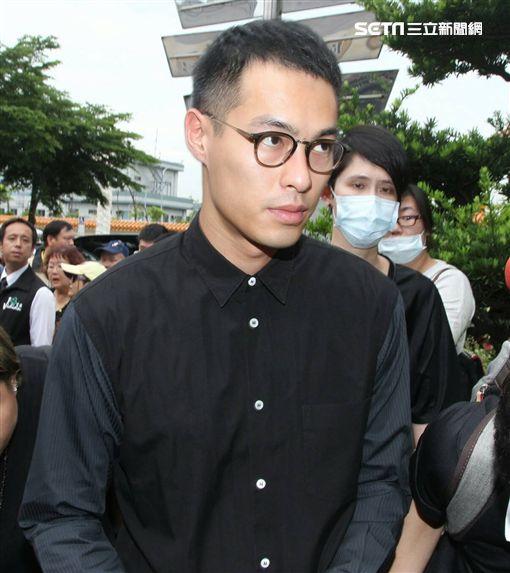 豬哥亮告別式,楊祐寧(圖/記者邱榮吉攝影)