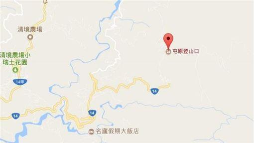 能高哈崙(圖/翻攝自GoogleMap)