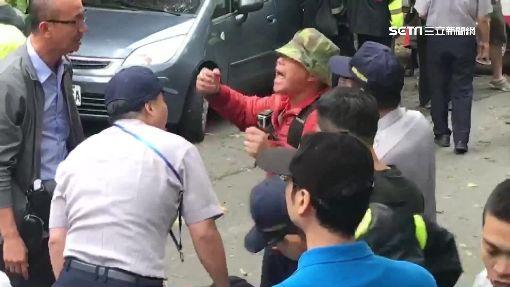 """清朝入住變""""占國土"""" 強拆屋爆衝突釀3傷"""
