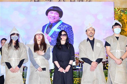 豬哥亮告別式,圖/台北市攝影記者聯誼會提供