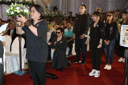 豬哥亮公祭、告別式/台北市攝影記者聯誼會提供