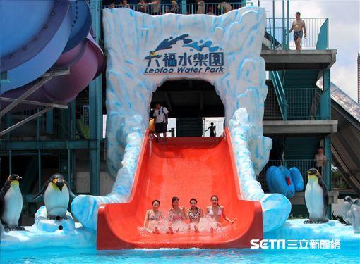 玩水,戲水,遊樂園,六福水樂園。(圖/六福水樂園提供)
