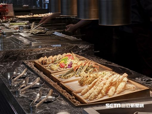 吃到飽餐廳,信義區,INPARADISE饗饗。(圖/INPARADISE饗饗提供)