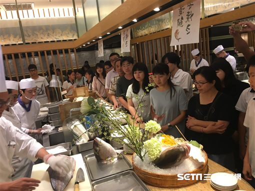 信義區,吃到飽,欣葉日式料理。(圖/欣葉提供)