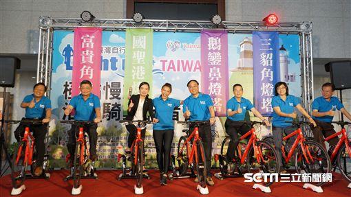 台灣自行車節記者會。(圖/觀光局提供)
