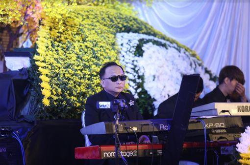 孔鏘老師 圖/台北市攝影記者聯誼會提供