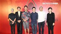電影《返校》啟動記者會總監李烈、導演徐漢強、遊戲代表姚舜庭