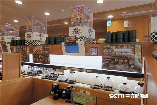 藏壽司台北館前店,全球旗艦店。(圖/記者簡佑庭攝) ID-954208