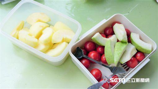 番茄,水果,蘋果,拔樂,纖維,蔬果(圖/記者李鴻典攝) ID-954349