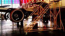 飛修人員,飛機維修 圖/Pixabay