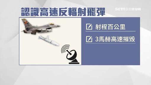 美軍售台高端武器 「反輻射飛彈」雷達殺手 ID-957185
