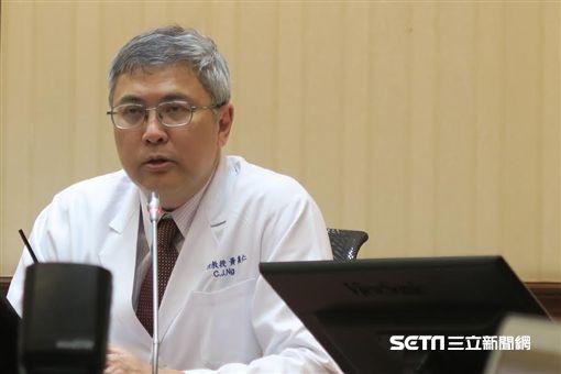 新任林口長庚急診醫學部部主任黃集仁。(圖/記者楊晴雯攝)