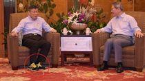 台北市長、柯文哲、柯P、球鞋/台北市政府提供