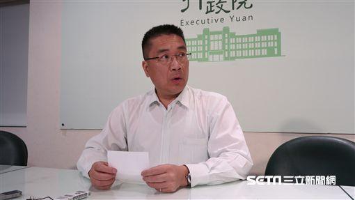 行政院發言人徐國勇。(記者盧素梅攝) ID-969429