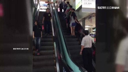 獨/扯!光華商場電梯.手扶梯 平均月壞11次