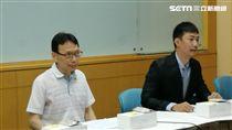 時任決策委員會主委李石增 長庚 圖/記者楊晴雯攝