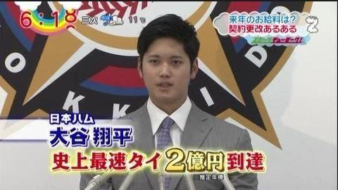 大谷翔平合約更新記者會(圖/翻攝自推特)