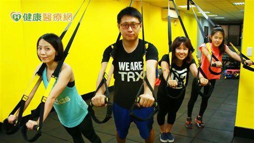 TRX已經成為時下最熱門的健身項目