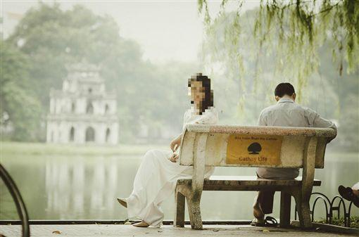 越南女、越南情侶、情侶吵架示意圖/pixabay