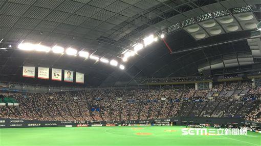 火腿主場札幌巨蛋(圖/球迷提供)