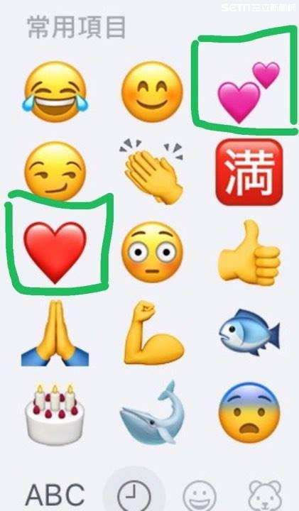 Emoji、表情符號/靠北男友