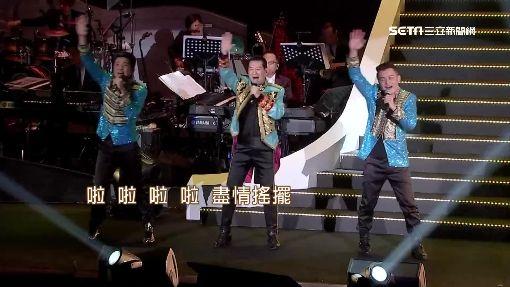 蔡小虎台北開唱 龍千玉友情助陣