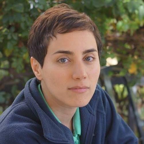 伊朗出生的天才女數學家米爾札哈尼(Maryam Mirzakhani)因乳癌病逝。(圖/翻攝自Maryam Mirzakhani Mathematician臉書)