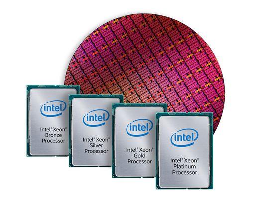 突破性效能!英特爾發表Intel Xeon可擴充處理器