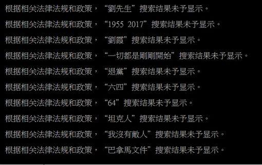 網友實測微博禁搜關鍵字