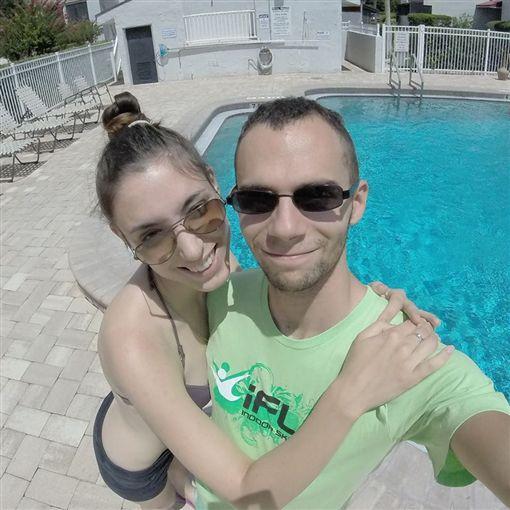 美國,佛羅里達,跳傘,自殺,遺言,道別/Capotorto Vitantonio臉書