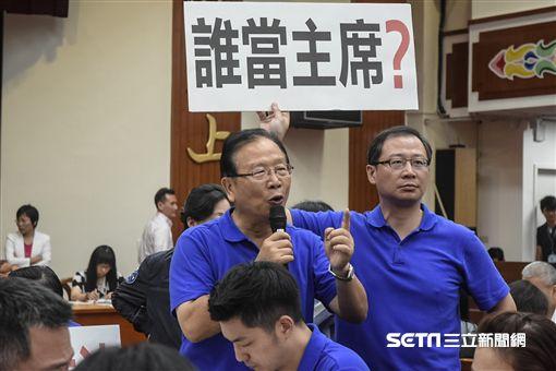 立法院財政委員會審查前瞻基礎建設條例預算,林德福 圖/記者林敬旻攝