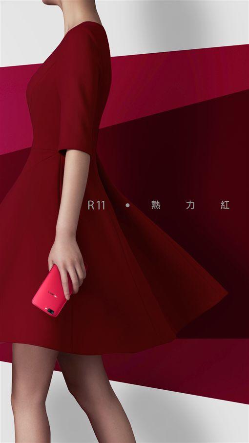 女神田馥甄加持!R11「熱力紅」將開放預購