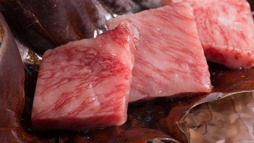 和牛,牛肉,日本,進口,純種,農產品,黑毛和種,WAGYU(圖/中央社)