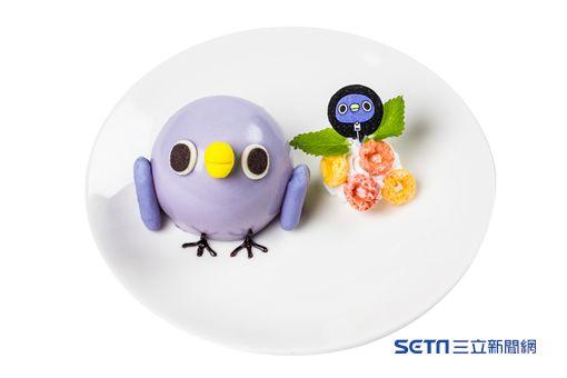 """掰掰啾啾,懶得""""鳥""""你,聯名美食。(圖/頑食概念餐飲提供)"""