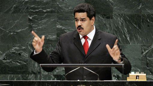 馬杜洛(Nicolas Maduro)/(圖/美聯社/達志影像)