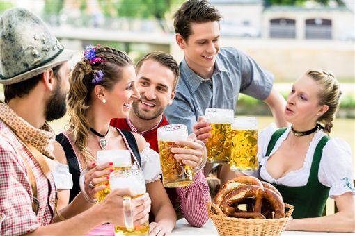 德國Oktoberfest慕尼黑啤酒節/業者提供