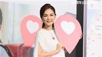 Ella陳嘉樺出席愛與守護物聯網應用新品發表會