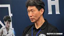 瓊斯盃,世大運,日本代表隊總教練,陸川章(圖/記者劉家維攝)