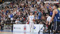 瓊斯盃中華藍隊vs南韓隊,劉錚 圖/記者林敬旻攝影