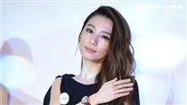 田馥甄出席腕錶品牌代言發表會