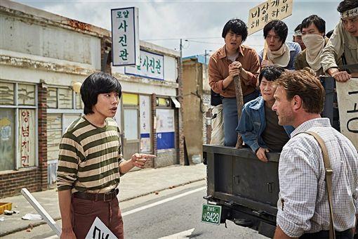 《我只是個計程車司機》/車庫娛樂提供