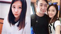 嚴立婷 張智峰 / 翻攝自嚴立婷臉書