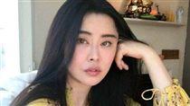 王祖賢,照片,凍齡,美魔女(臉書 https://www.facebook.com/%E7%8E%8B%E7%A5%96%E8%B3%A2joey-wong-166082150081465/)