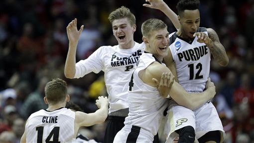 NCAA普度大學,Purdue University(ap)