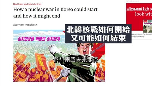 韓戰死30萬1800,美國,北韓,南韓,飛彈,核武